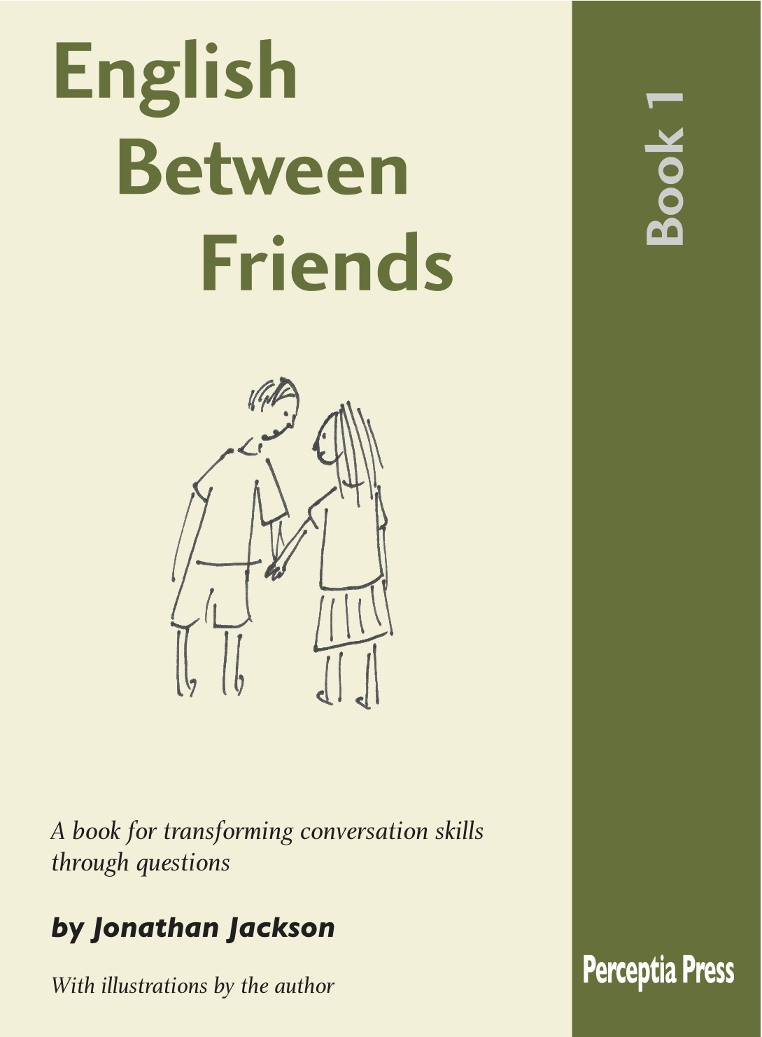 English Between Friends Book 1