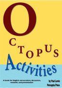 Octopus Activities Cover